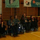 Onze fiere winnaars Bert, Cis, Kenneth, Kurt, Daphne
